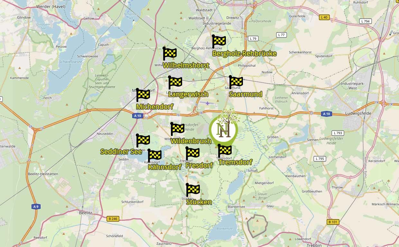 Potsdam Karte Stadtteile.über Uns Natürlich Hunde